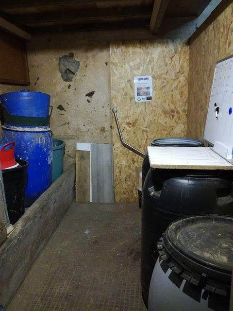 graineterie/toilettes